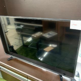 (交渉中)ハイセンス HJ43K3120 43型 液晶テレビ 2...