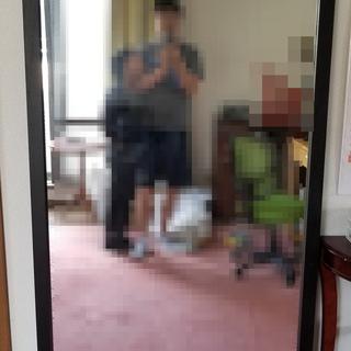 大型鏡ミラー(ダンス用、全身姿見用)