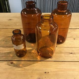 昭和レトロ 薬瓶セット