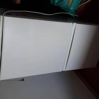 【ネット決済・配送可】冷蔵庫SHARP SJ-D14B-W