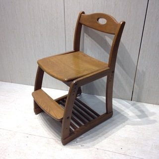 ■2158■浜本工芸 学習机用椅子 勉強机用椅子 チェア