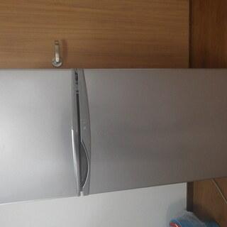 シャープツードア冷蔵庫SJ-H12W 取り扱い説明書付 動作環境...