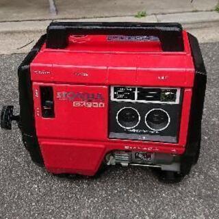 ホンダ発電機EX900  4サイクル 国内生産型