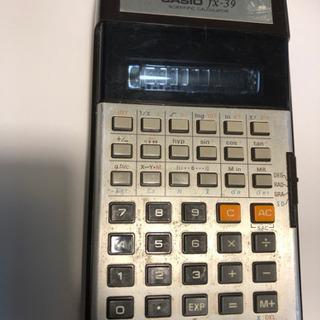 CASIO電子計算機