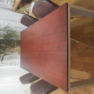 ミーティングテーブル&椅子