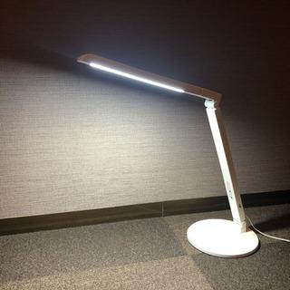 値下げ!美品✨ LED デスクライト ホワイト