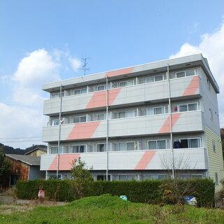 山県市高富 1Kマンション 家賃2.7万 ラセール・ミスⅡ イン...