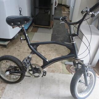 レア!特価内装3段BMX風自転車