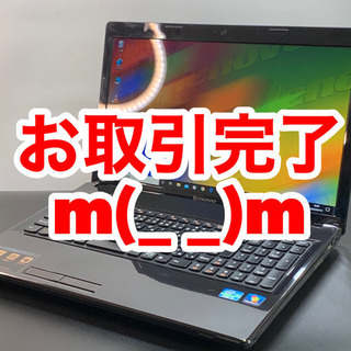 美品・セクシー艶色茶系/4コアi7/メモリ8G/SSD512G/...