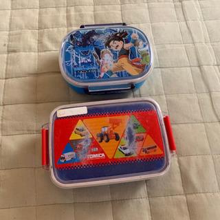 子ども用お弁当箱無料であげます
