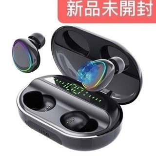 新品・未開封 ワイヤレスイヤホン Bluetooth 5.0
