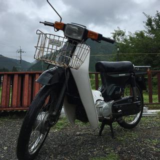 SUZUKI Birdie バーディー BA14A 50cc 原...