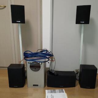 ONKYOデジタルサラウンドシステム 5.1ch  パイオニア ...
