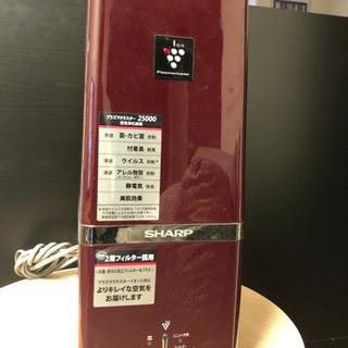 【ジャンク】SHARP プラズマクラスターイオン発生器 IG-C100