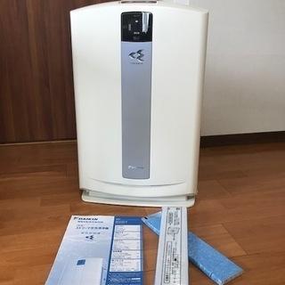 ダイキン 加湿ストリーマ空気清浄機 MCK70P-W
