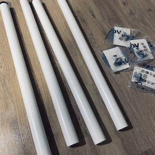 【即日引取希望】テーブル脚 IKEA ②
