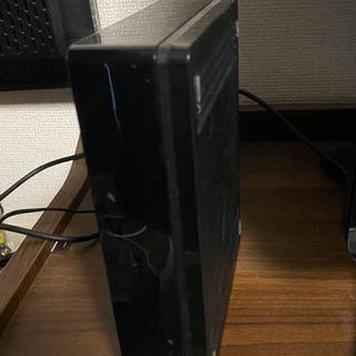 【セット価格】東芝レグザ32型 + 外付けHDDセット