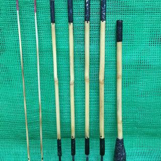 未使用 120cm    タナゴ竿 タナゴ釣り 高野竹 手作り ...