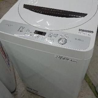 SHARP(シャープ) 全自動洗濯機 ES-GE5B-T (20...