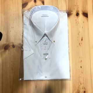 【新品未使用】香川高専 夏用カッターシャツL