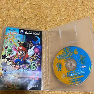 ゲームキューブ マリオパーティー6