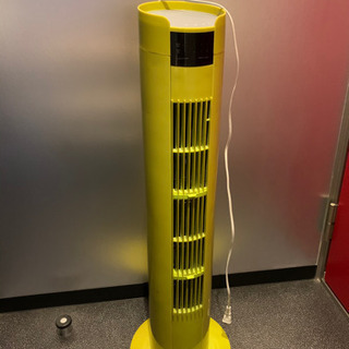Francfranc タワー扇風機 ジャンク品