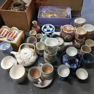 使用済ok陶器、磁器、漆器 買取