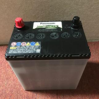 【値下げ】軽自動車バッテリー 1.7万キロ使用 40B19L
