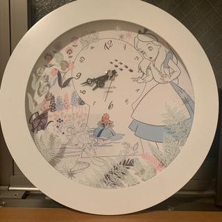 【Afternoon tea】アリス壁掛け時計