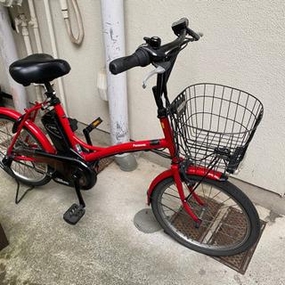 【取引確認中】電動アシスト自転車 パナソニック
