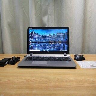 ご購入いただきました。超美品 高性能 HP ProBook 45...