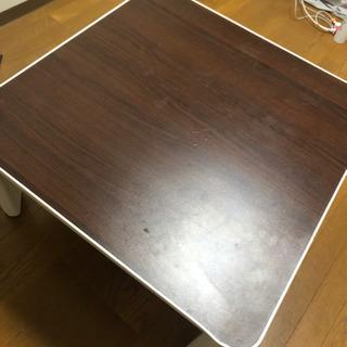 ニトリ こたつ机