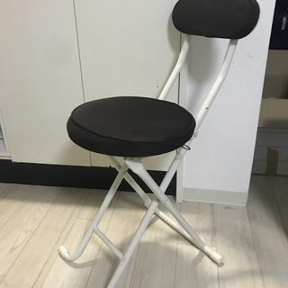 【0円】折りたたみ椅子