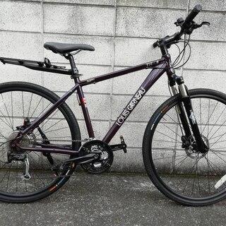 【中古】ルイガノ TRX2 クロスバイク トレッキングモデル 4...