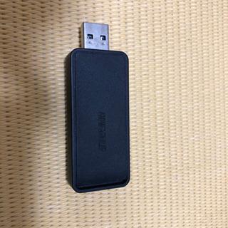 無線LANアダプタ wi-u3-866