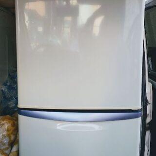 冷蔵庫 ナショナル 135L