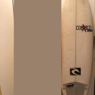 【引取限定無料】サーフボード リップカール ダレンハンドレー
