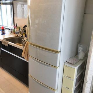 【もらってください】401L冷蔵庫