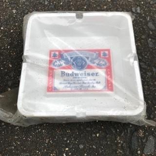 バドワイザー ビンテージ灰皿 - 売ります・あげます