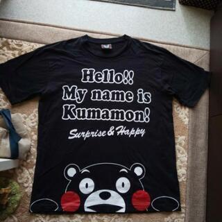 くまモンTシャツ  3L