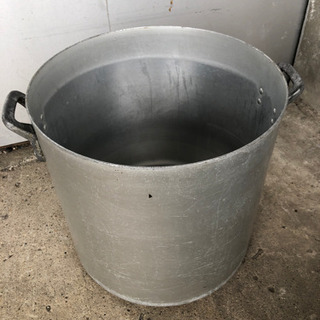 業務用 寸胴鍋 48cm 蓋なし