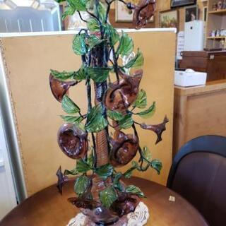 琉球ガラス・フラワーベース花瓶