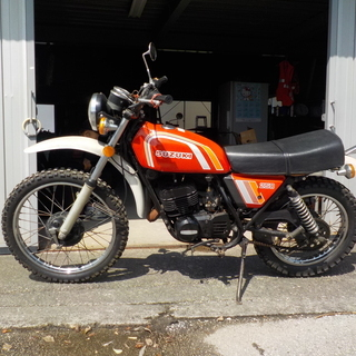 ハスラー250 10型?1979年式?赤色
