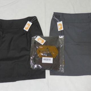 事務服スカート 3枚セット