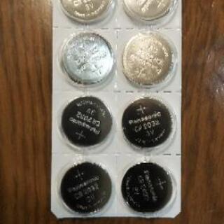 リチュウムコイン電池