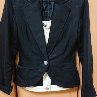 黒ジャケット スーツ インナー 新品