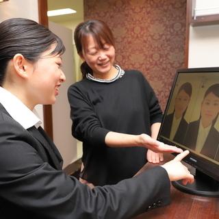 三宮写真室の就活応援プラン☆神戸で証明写真を撮るなら三宮写真室で♪