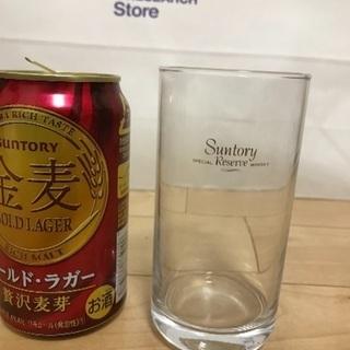 139、昭和時代のSantoryグラス  1個