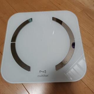 デジタル 体重計 Bluetoothでスマホ連携可能