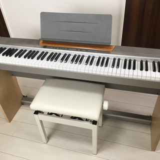 取り引き終了 CASIO 電子ピアノ